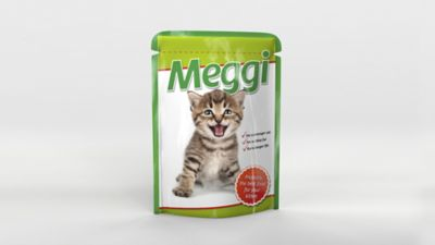 flexible packaging for pet food