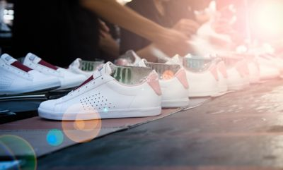 Efficiency for shoe manufacturing process
