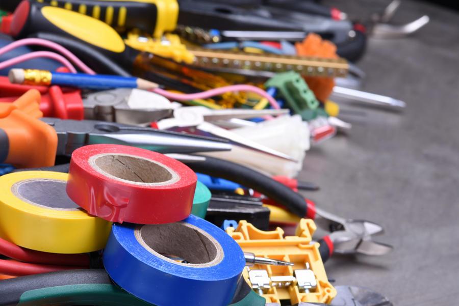 PSA electronic assembly