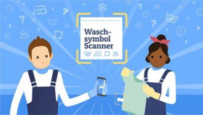 Waschsymbole kurz erklärt!