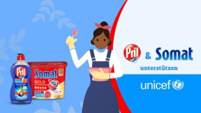 #Enjoytogether: Gemeinsam mit UNICEF gegen Mangelernährung