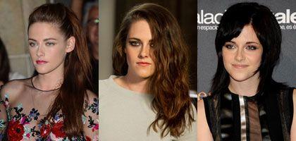 Les coiffures de Kristen Stewart