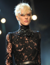 Short Hair Styled by Lanvin