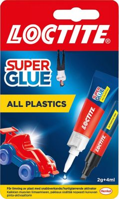 Super Glues Specialties
