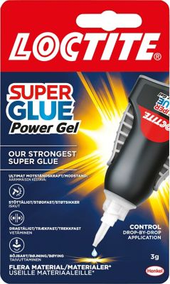 Super Glues Extra Resistance
