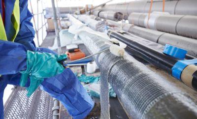 LOCTITE Sistema de reparación para tuberías y recipientes a presión