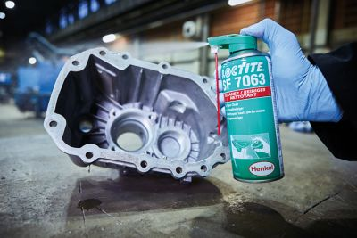 Degreaser LOCTITE SF 7063 for LOCTITE adhesives and sealants