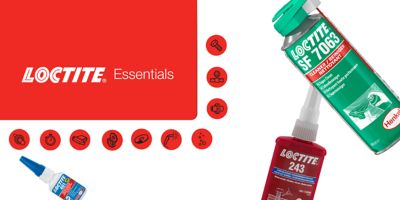 LOCTITE ESSENTIALS