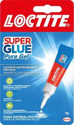 Super Glue Pure Gel