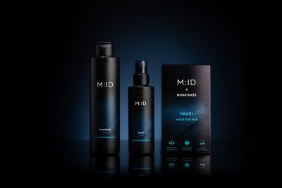 scalp care MID Box Haar plus Anti Haarausfall products