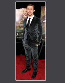 Le look dandy de Ryan Gosling