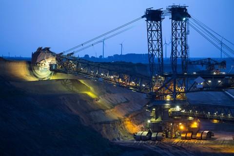Mijnbouwmachines