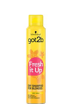 Thumbnail – Dry Shampoo Blonde