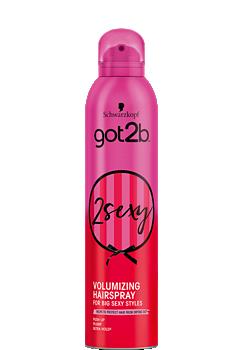 Thumbnail – Volumizing Hairspray