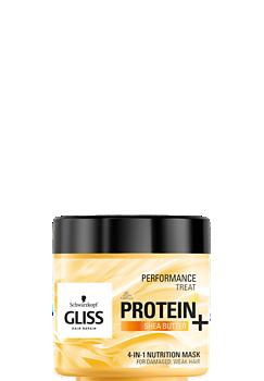 Thumbnail – Gliss Nutrition 4-v-1 maska za lase