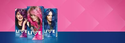 LIVE Ultra Brights or Pastel