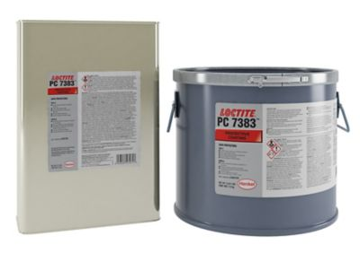 LOCTITE® PC 7383™ Impact, Abrasion and Chemical Resistant Rubber Repair Coating