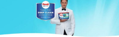 Try a FREE sample of our Persil® ProClean® Detergent Discs™  + Active Scent Boost