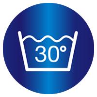 """Persil Duo Caps: simbol za """"puna snaga čišćenja već od samo 20 °C""""."""