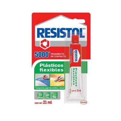 Resistol 5000 Plásticos Flexibles