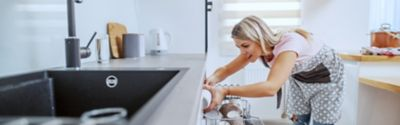 How to clean a dishwasher in four simple steps
