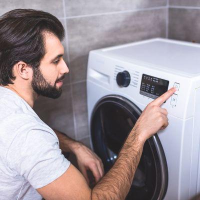 Ab 60 Grad wird Wäsche keimfrei
