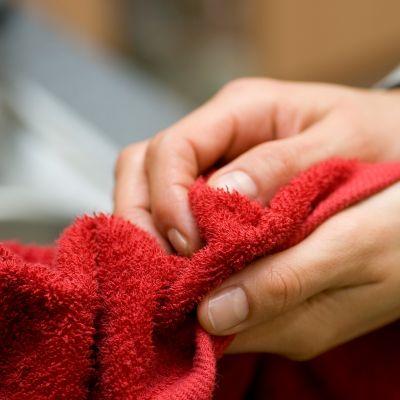 Wie rote Wäsche waschen?