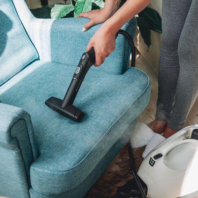 Stuhlbezüge reinigen