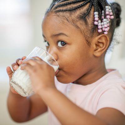 Milchbehälter reinigen