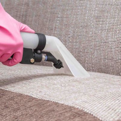 How to clean your couch with a steam cleaner
