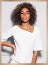 BLONDME Curly Hair Model