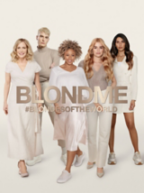 BLONDME Blondes of the World Collection Of Models With Various Hair Colours, Cuts and Style