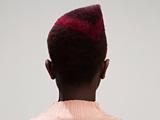 Essential Looks E-phoria Model With Short High Cut Hair