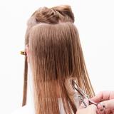 Magical Whimsy Salon Look Hair Being Cut Step 4