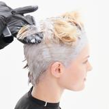 Magical Whimsy Salon Look Hair Being Colour Step 3