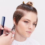 Everyday Decadence Step By Step Salon Look Cut Step 2