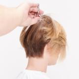 Everyday Decadence Step By Step Salon Look Cut Step 8