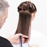 Once Upon A Time Step By Step Salon Look Cut Step 2