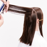 Once Upon A Time Step By Step Salon Look Cut Step 4