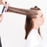 Once Upon A Time Step By Step Salon Look Cut Step 5