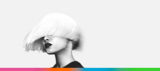 ASK Education Model With Blonde Bowl Cut