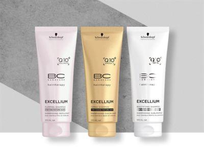 BC Bonacure Excellium Range