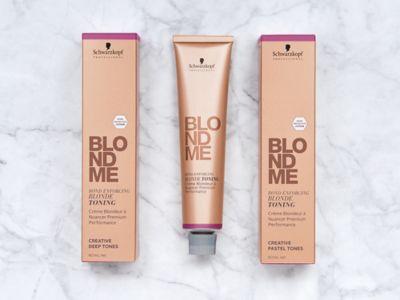 BLONDME Blonde Toning Products