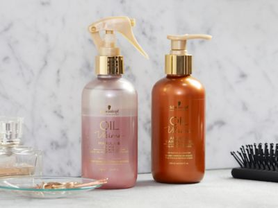 Oil Ultime Marula & Rose Light and Barbary Fig Oil-in-Conditioners