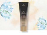 Oil Ultime in-salon lotus flower oil-in-scrub