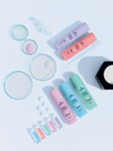 Fibre Clinix Vibrancy, Hydrate, Volumize, Fortify and Tame Booster Packages with Petri Dishes