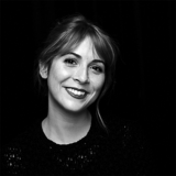 Essential Looks Joana Neves Black and White Portrait
