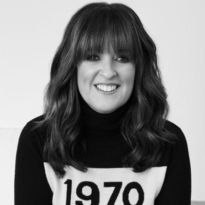 Essential Looks Lesley Jennison Black and White Portrait