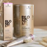 BLONDME Blonde Toning Creative Tones and Premium Lightener 9+