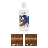 Goodbye Orange Wash With Dark Hair Tones
